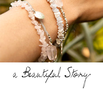 a beautiful story fairtrade sieraden