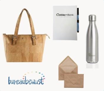 bureaubewust duurzame producten thuis kantoor