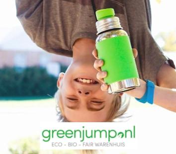 greenjump duurzame producten drinkflessen