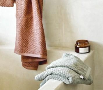 yumeko duurzaam biologisch beddengoed handdoeken 2