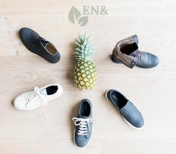 en enn duurzame schoenen vegan ananasleer 1