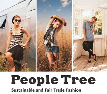 people tree fair fashion