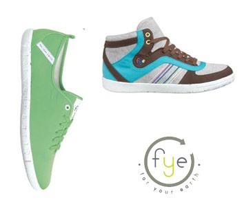 fye duurzame vegan schoenen