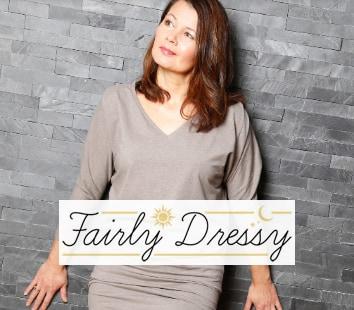 fairly dressy duurzame jurken