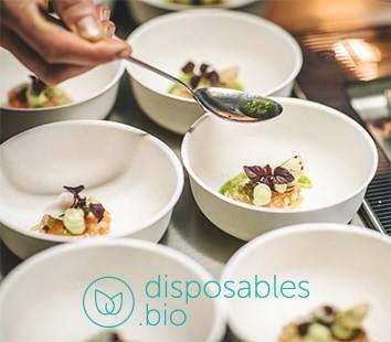 disposables bio duurzaam wegwerpservies 1