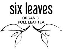 six leaves biothee logo