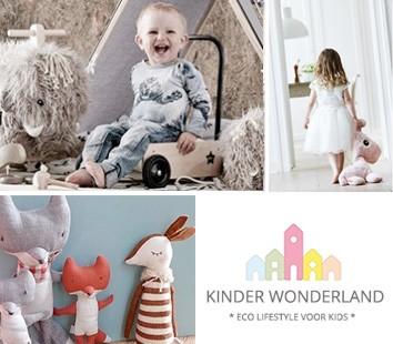 kinderwonderland duurzame kinder producten