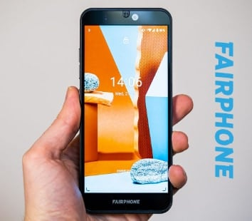 fairphone duurzame smartphone android 1