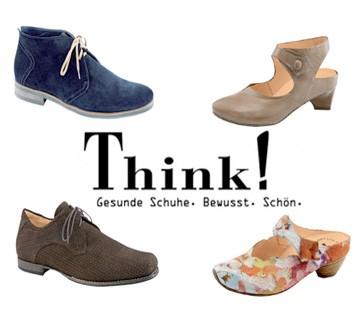 think duurzame schoenen