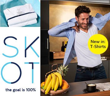 SKOT fashion duurzame overhemden