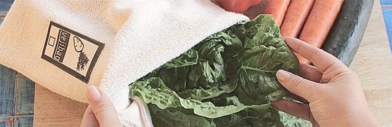 veji bag groenten bewaren
