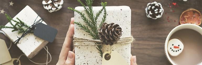 kerst cadeau tips duurzaam