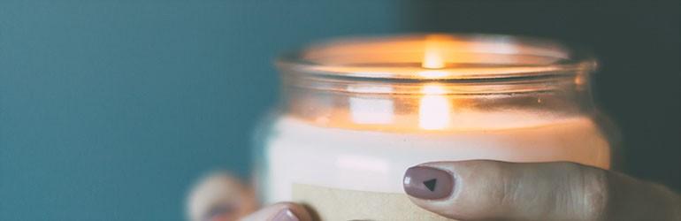 zijn kaarsen wel gezond blog