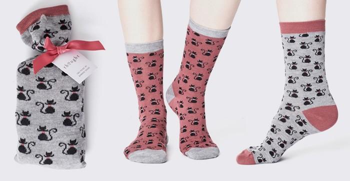 duurzaam sintcadeau thought sokken