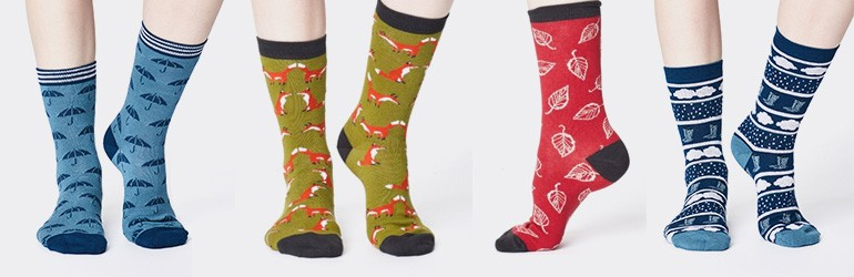 herfst duurzame sokken blog