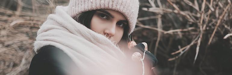warme wintersjaal blog