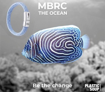 mbrc theocean armband gerecycled plastic