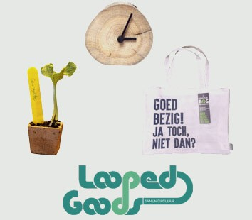 loopedgoods upcycling producten
