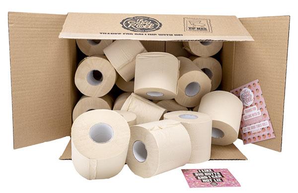 bamboe wc papier