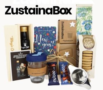 zustainabox duurzaam kerst cadeau pakket