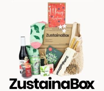 zustainabox duurzaam kerst pakket