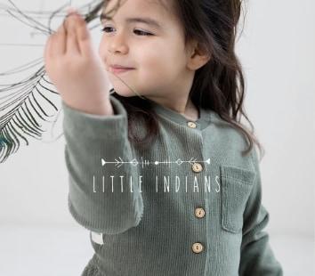 little indians duurzame fairtrade kinderkleding 1