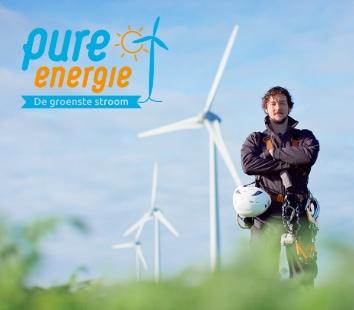 pure energie duurzame groene stroom