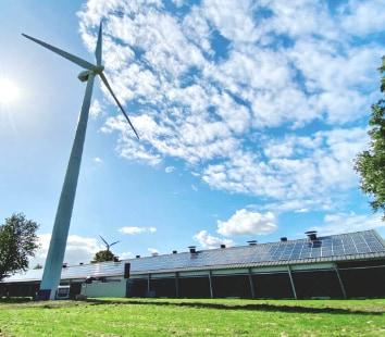 pure energie groene energieleverancier
