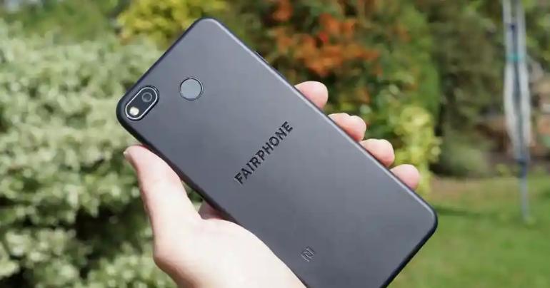 duurzame smartphone fairphone
