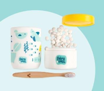 fairytabs natuurlijke tandpasta voor kinderen