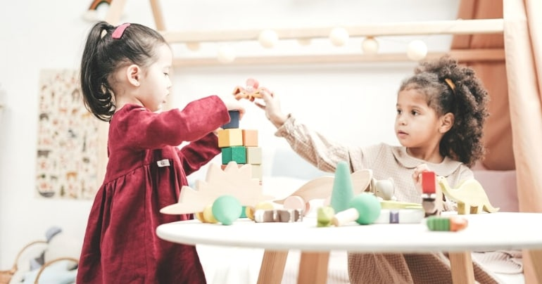 voordelen van houten speelgoed